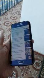 Celular S6 Edge - Samsung - 32 GB - Preto