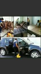 Serviço de lavagem a seco
