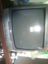 Vendo tv de tudo toda boa com converso