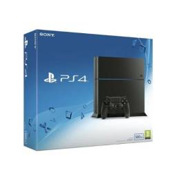 PS4 FAT 500GB semi novo