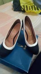 Sapato salto alto vizzano