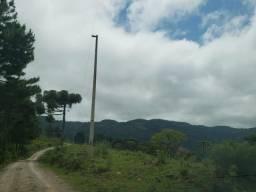Sitio chácara em Urubici com vista para as montanhas