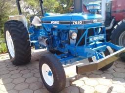 Trator Ford 7610 ano 94 4x2