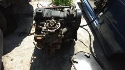 Motor Logus Pointer 1.8 Ap 1 bico 1995 Parcial Base De Troca 999.00