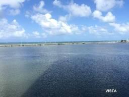 61- Apartamento no pier Mauricio de Nassau, com vista para o rio e mar, 4 suítes