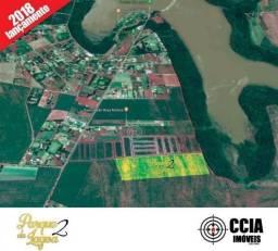 Terreno à venda, 406 m² por R$ 109.717 - Três Lagoas - Foz do Iguaçu/PR
