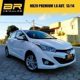 HB20 Premium 1.6 Automático - 2014