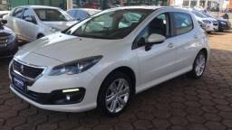 PEUGEOT 308 1.6 ALLURE 16V FLEX 4P MANUAL. - 2016