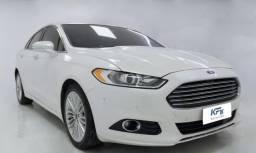 Ford Fusion 2.0 AWD 2013 Branco Automático Blindado Completo - 2013