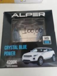 Lâmpada alper h9 Crystal blue Power o par colocado comprar usado  Curitiba