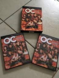 Box DVD 1ª Têmpora The OC