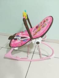 Cadeira de balanço infantil - em bom estado de conservação