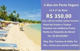Excursão para Porto Seguro