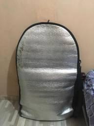 Capa de pano e termica para bodyboard