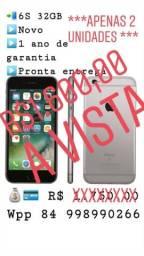 Iphone 6s 32g NOVO