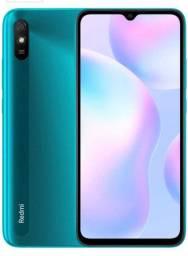 Celular xiaomi Redmi Note 9 A 32 Gb (Azul/Verde)