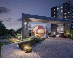Apartamento com 2 dormitórios à venda, 56 m² por R$ 285.180,60 - Campo Comprido - Curitiba