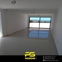 Cobertura à venda, 400 m² por R$ 2.300.000 - Intermares - Cabedelo/PB