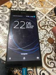 Sony Xperia L1 tela trincada