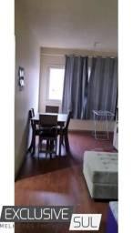 Apartamento amplo de 1 dormitório em excelente localização para investidores.