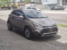 HB20X 2018/2018 1.6 16V STYLE FLEX 4P AUTOMÁTICO