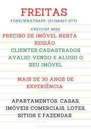 Título do anúncio: Fazenda brasilia preciso para clientes cadastrados