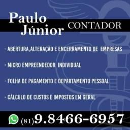 Título do anúncio: Contador