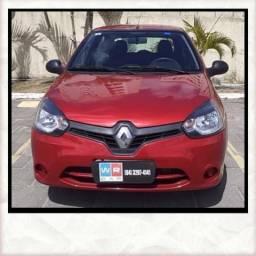 Renault/ Clio 2P Autentique 2014 - 2014