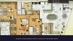 Apartamento à venda, 4 quartos, 5 vagas, santa lúcia - belo horizonte/mg