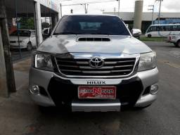 Hillux SRV 3.0 4x4 automática turbo diesel - 2008