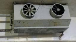 Evaporador - Camara de Congelados - Evaporador Industrial Para Amônia - #3373