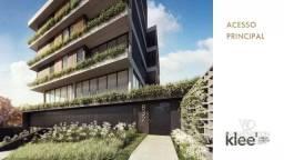 Apartamento com 2 dormitórios à venda, 50 m² por r$ 389.900,00 - mossunguê - curitiba/pr
