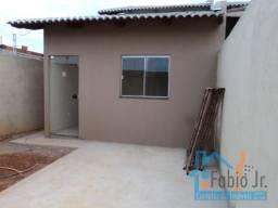 Casa com 2 quartos - bairro residencial kátia em goiânia