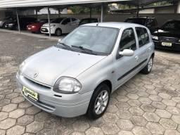 Clio 1.0RN 2001 Completo - 2001