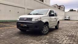 Fiat Uno 1.0 Furgão Gnv (Muito Novo)