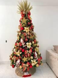 Montagem de árvore de natal