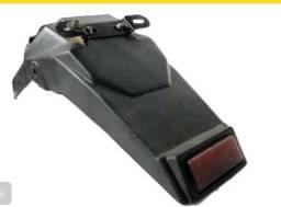 Paralama Traseiro para Moto Dafra Speed 150 Original