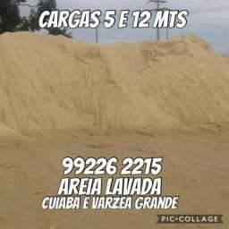 Areia Lavada 5, 10 e 12 Metros