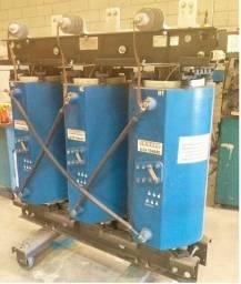 Trafo de 750KVA - a ar (seco) - Usado