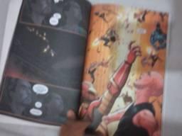 Estória em quadrinhos guerra civil - MARVEL