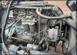 Motor e Caixa MWM 229 4 cilindros