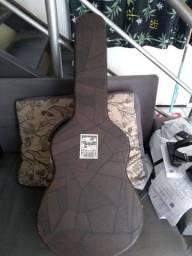 Case AMS luxo para violão clássico