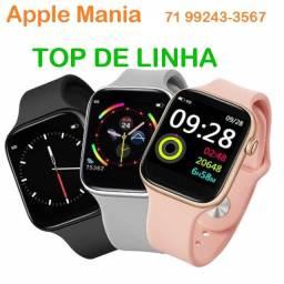 TOP SmartWatch-Relógio-Oxímetro-Troca Pulseira-Várias Telas*Várias Cores 4x77,00