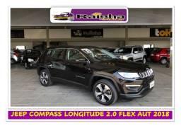 Título do anúncio: Jeep Compass 2.0 Longitude Flex Aut 2018