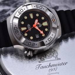 Tauchmeister Mergulho Profissional 1000m Diver Raro