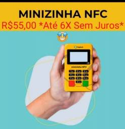 Minizinha NFC , maquininha de cartão