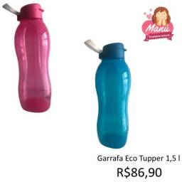 Título do anúncio: Tupperware | Garrafa 1,5 litro | Fazemos entrega