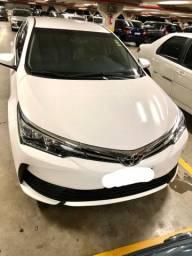 Vendo Corolla 2018