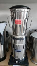 Liquidificador industrial baixa rotaçao 4 litros metvisa (novo) Alecs