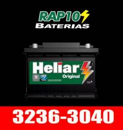 Bateria Heliar 60ah, 60DD/60HD!